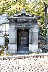 Tomb of Chamberland and Fabre de La Martillière
