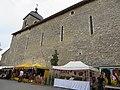 Pérouges - Eglise Sainte-Marie-Madeleine - Place de l'Eglise - Porte d'En-Haut (9-2014) 2014-06-22 15.00.03.jpg