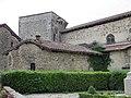 Pérouges - Eglise Sainte-Marie-Madeleine - place de l'Eglise - Porte d'En-Haut (14-2014) 2014-06-22 14.00.43.jpg