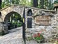 Pęksowy Brzyzek National Cemetery in Zakopane, August 2017, 03.jpg