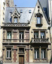 boulevard raspail wikipedia la enciclopedia libre. Black Bedroom Furniture Sets. Home Design Ideas