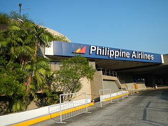 Pasay - Headquarters of Philippine Airlines