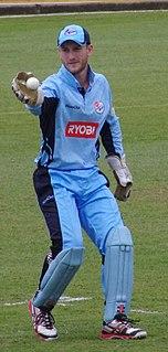Peter Nevill Australian cricketer