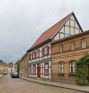 Treuenbrietzen - Timber framed houses