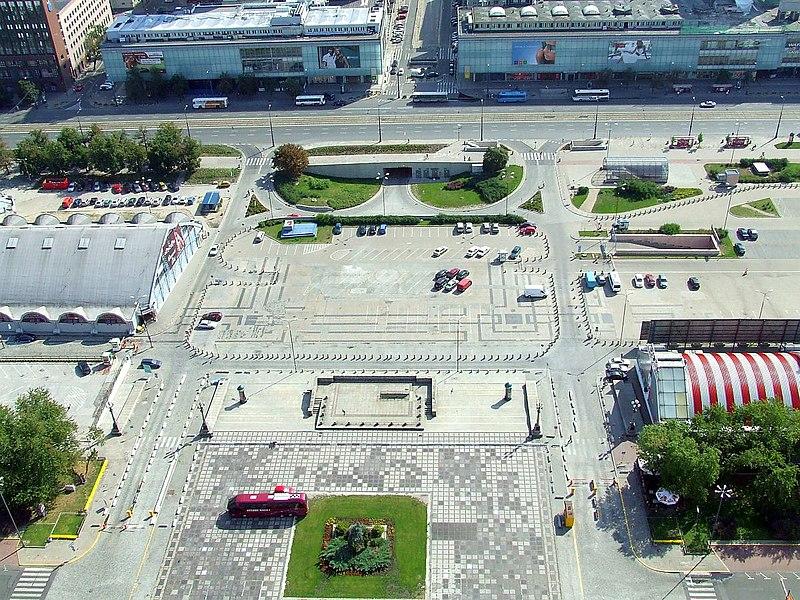 POL Warsaw Plac defilad