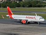 PR-OCB Avianca Brasil Airbus A320-200 - cn 6139 (16851664654).jpg