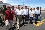 PRESIDENTE DEL CONSEJO DE MINISTROS FERNANDO ZAVALA SOBREVOLÓ ZONAS AFECTADAS POR LLUVIAS EN LA LIBERTAD (33452563226).jpg