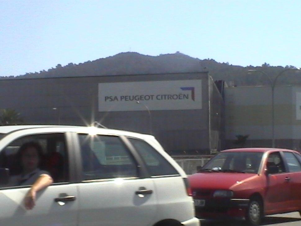 PSA Peugeot Citroën, Vigo