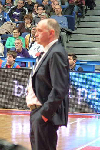 AEEB Coach of the Year Award - Pablo Laso is a 3 time Liga ACB AEEB Coach of the Year (2013, 2015, 2016).