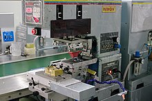 A Manufacturing Device Typical Of Light Industry (a Print Machine).