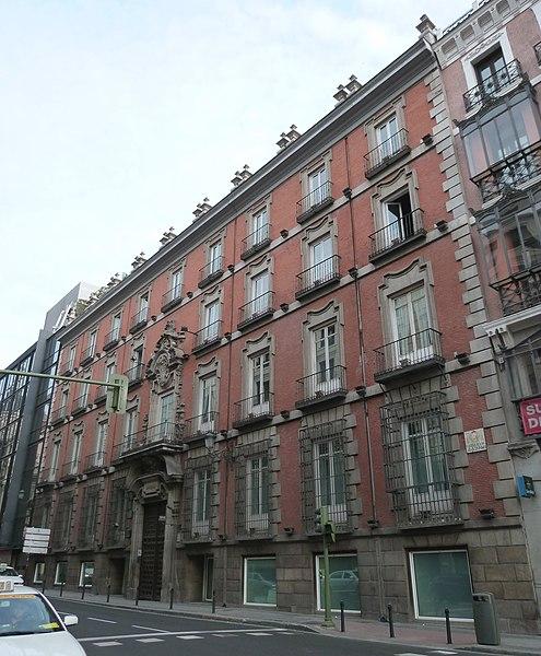 File:Palacio de Miraflores (Madrid) 01.jpg