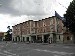 Comune in Emilia-Romagna, Italy