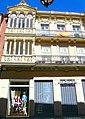 Palencia - Calle Becerro Bengoa nº 5 (fachada en Calle Mayor) 01.jpg
