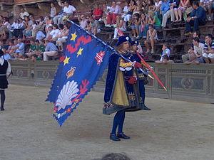 Image Palio dell'Assunta (16/08/2006) - Siena