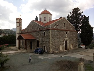Agros, Cyprus - Panagia Eleousa, Agros, Cyprus