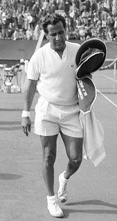 Pancho Segura Ecuadorian-American tennis player