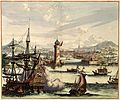 Panorama of La Habana (Amsterdam, 17th century).jpg