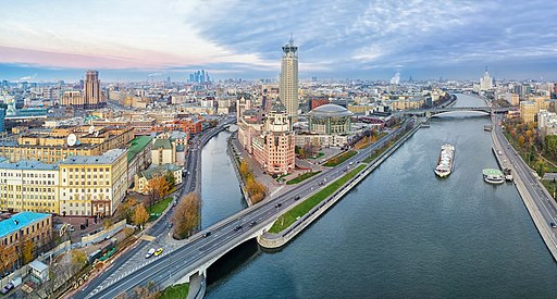 Panorama of Moscow1