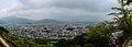 Panoramic View of Fujiyoshida 20130813 1.jpg