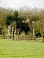 Paper Mill Oast, Hinksden Road, Benenden, Kent - geograph.org.uk - 333498.jpg