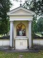 Parafia pw. św. Anny - VIII stacja Drogi Krzyżowej - Wilanów.jpg