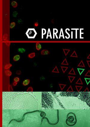 Parasite (journal) - Image: Parasite (journal) 2013 cover 1000pix