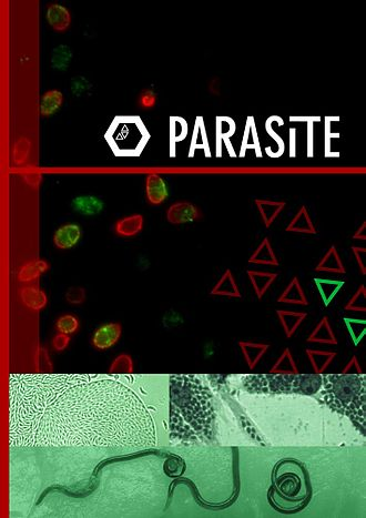 Parasite (journal) - Image: Parasite (journal) 2013 cover 1000pix