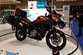Paris - Salon de la moto 2011 - Suzuki - V Strom DL 650 - 002.jpg