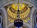 Paris Basilique Sacré-Coeur Innen Chapelle de Sainte-Marie Kuppel 1.jpg