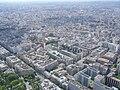 Paris View from the Eiffel Tower third floor Avenue de Suffren 04d.jpg