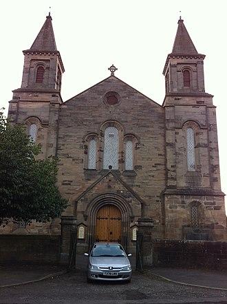 Polmont - Polmont Old Parish Church