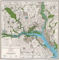 Park system of the nation's capital and environs - under jurisdiction of National Capital Region, National Park Service, United States Department of the Interior - (Washington D.C.) LOC 89693069.jpg