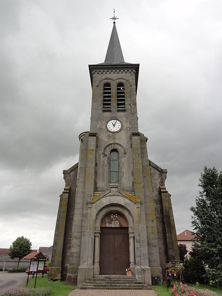 Parroy (M-et-M) église