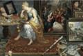 """Parte del quadro """"La vista e l'olfatto"""" (ca. 1618).png"""