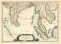 Partie meridionale de l'Inde en deux presqu'isles l'une de ç̧à et l'autre de là le Gange LOC 2013593214.jpg
