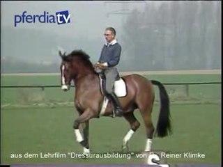 Reiner Klimke West German equestrian