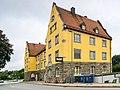 Passau Bahnhofstrasse Gueterstation.JPG