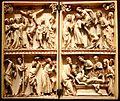 Passion of Christ Diptych - 14th century - Paris - Ivory - Museu Calouste Gulbenkian.JPG