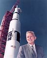 Paul C. Donnelly - Apollo 11 rollout.jpg