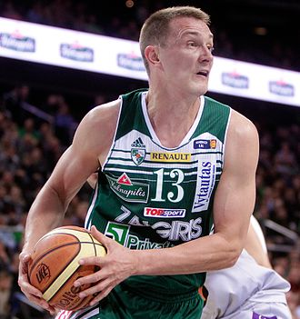 LKL Finals Most Valuable Player Award - Paulius Jankūnas was the LKL Finals MVP in 2011 and 2014.