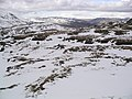 Peat haggs near Meall na Fearna - geograph.org.uk - 731690.jpg