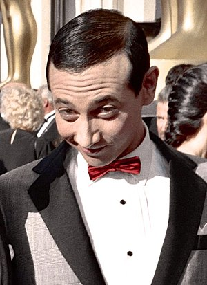 Paul Reubens - Reubens as Pee-wee Herman at the 1988 Academy Awards.