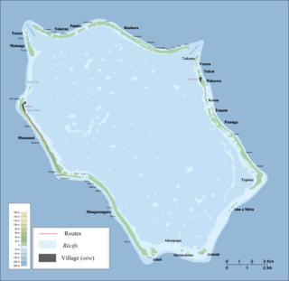 Moananui Islet