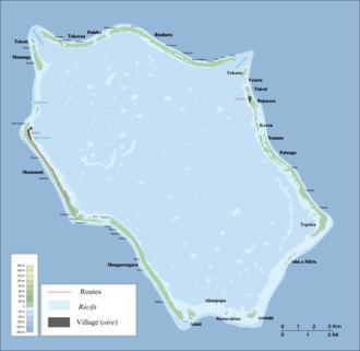 Penrhyn (Cook Islands electorate) - The electorate of Penrhyn