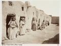 Personer ur Ouled-Nailsfolket i Bou Saada, Algeriet - Hallwylska museet - 107938.tif
