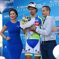 Peter Sagan en la tercera etapa del Tour de California 2015.jpg