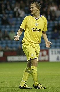 Peter Weatherson English footballer
