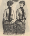 Peterson's Ladies National Magazine, June 1883 - women's fashion 08.png