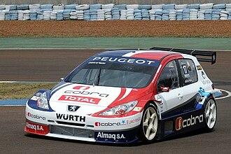 TC 2000 Championship - Image: Peugeot 307 TC 2000