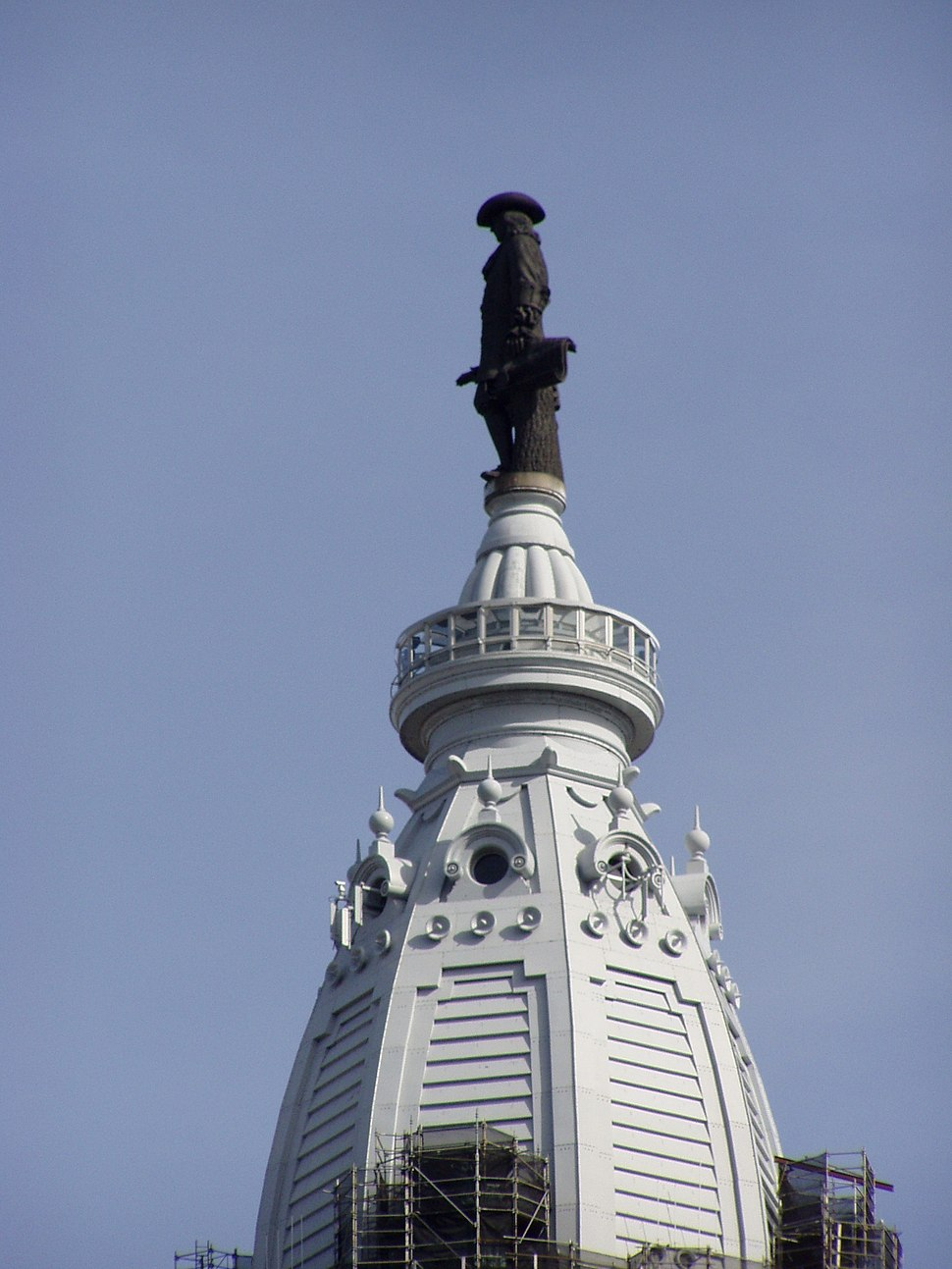 Philadelphia City Hall-zoom
